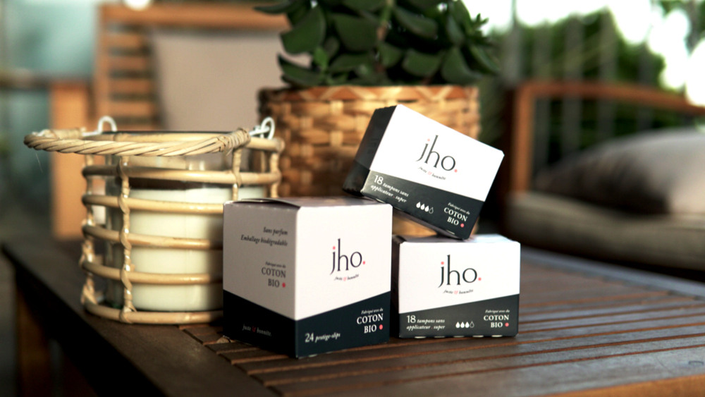 JHO – protections menstruelles